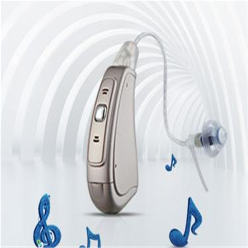 adjustable Open fit digital wireless Hearing Aid with tube MY-18S sound amplifier digital Hearing Aid for personal ear voice personal sound amplifier high quality competitive price hearing aid deaf aid behind ear hearing aids s 188 free dropshipping