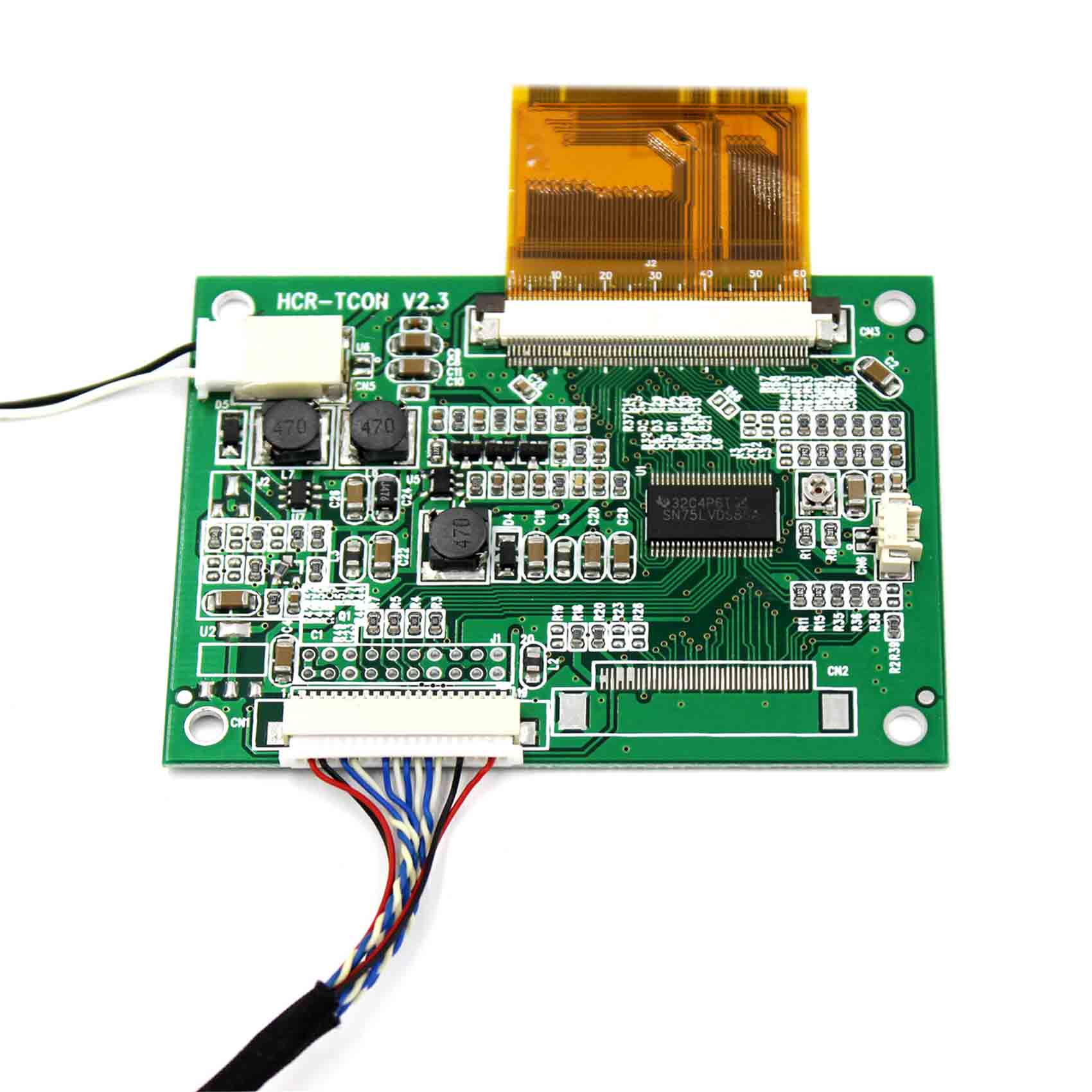 Back To Search Resultsconsumer Electronics Controller Board Module Vga Dvi Monitor Accessories Diy Electronic Kit Display Audio Tv Hdmi For Lcd Panel Parts Replacement To Reduce Body Weight And Prolong Life Remote Controls