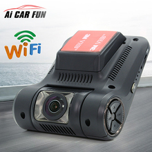 2017 NT96658 WiFi Car DVR Camera Digital Video Recorder Full HD 1080P Night Version IMX 323 Camcorder DVRs Registrator Dash Cam