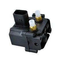 Sprężarki powietrza blokada zaworu dopływ powietrza blok dla BMW F01 F02 F07 F11 37206864215, 3720 6864 215