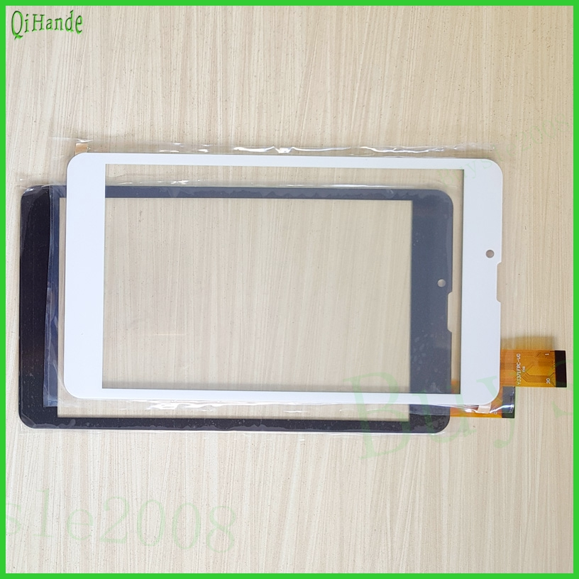 10pcs/lot on sale 7 inch Capacitive Touch Screen Digitizer Glass Panel Sensor for YJ371FPC-V0 Tablet PC image