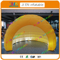 4m dia inflatable stage tent for birthday party