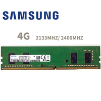 Samsung ddr4 ram 8gb 4GB PC4 2133MHz or 2400MHz 2400T or 2133P DIMM Desktop Memory Support motherboard 4g 8gddr4