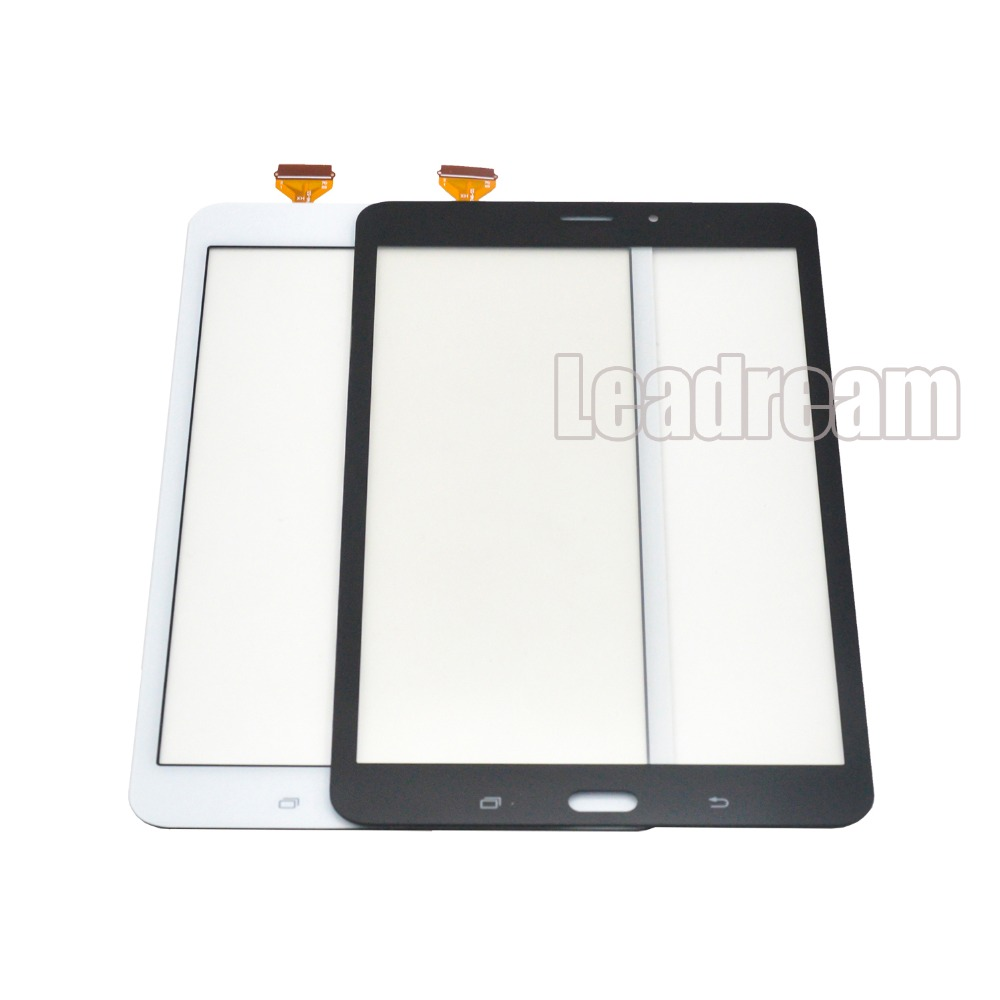 20pcs DHL For Samsung Galaxy Tab A 8.0 T380 T385 Touch Screen Digitizer Glass Replacement