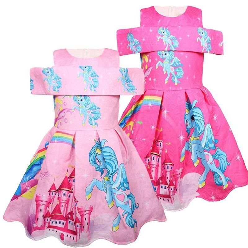 Kids Dresses For Girls Princess Dress Robe Fille Vestido Infantil Shein Sukienki Modis Unicorn Dress ElsaKids Dresses For Girls Princess Dress Robe Fille Vestido Infantil Shein Sukienki Modis Unicorn Dress Elsa