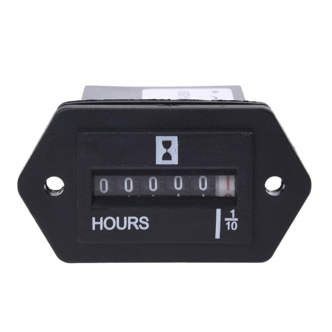 Contador eletromecânico do medidor da hora de AC100-250V