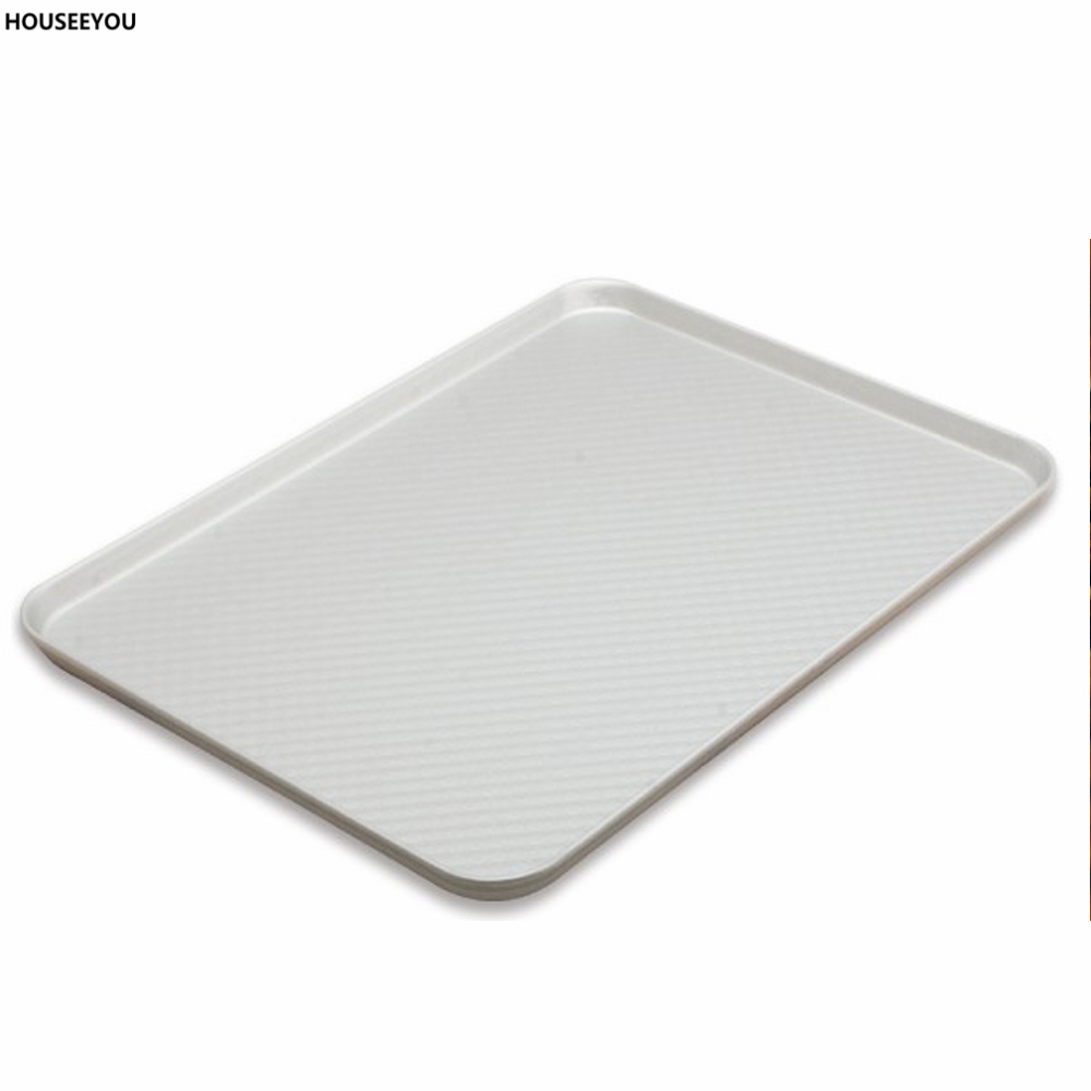 400*300*12mm Baking Tools Baking Sheet Plate Cookie Tray Home Baking Pan Sheet Pizza Pan Aluminium Alloy Biscuit Baking Pan