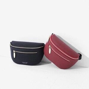Image 3 - Luxury Multi functiona Womens Fanny Pack Shoulder Bag and Chest Bag Female Belt Sac Women Waist Bag High Quality Ladies Bolsa
