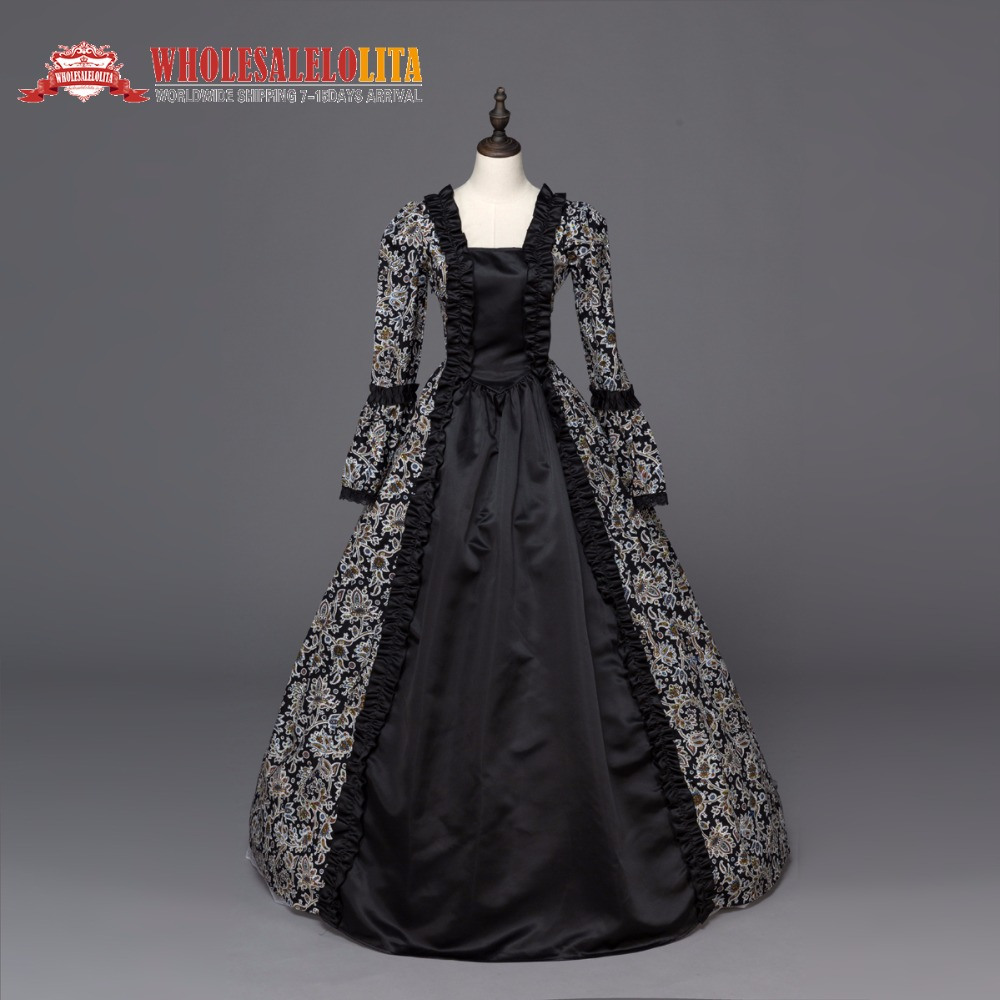 Luxury Gothic Masquerade Ball Gowns Pattern - Wedding and flowers ...