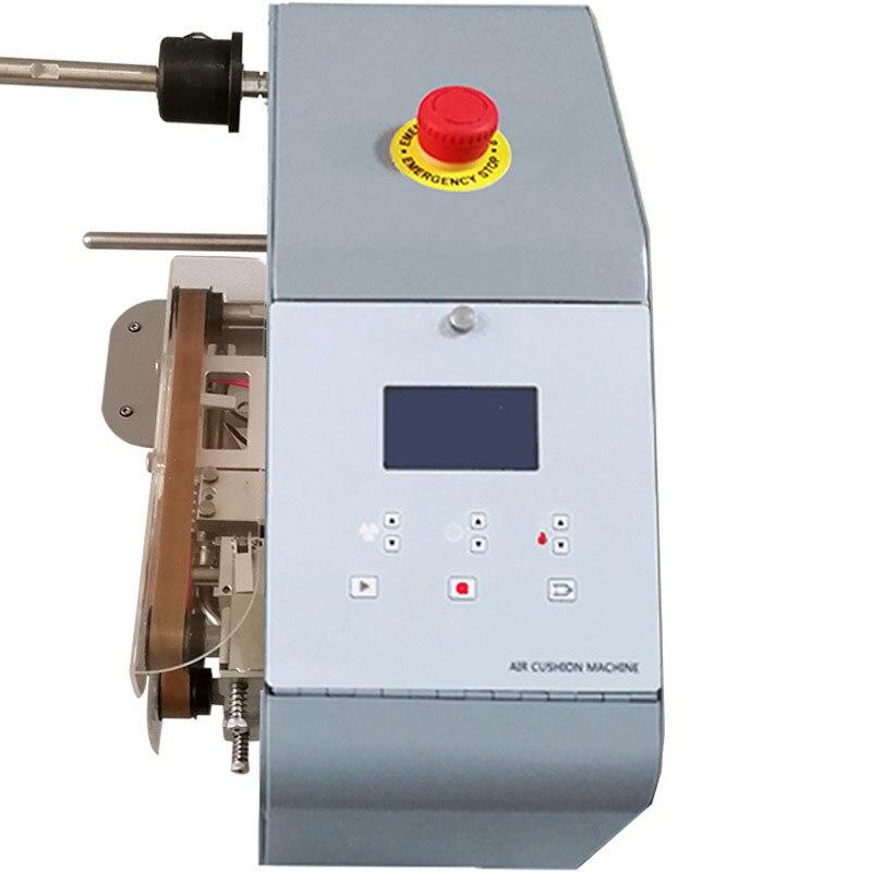 Maszyna do poduszek powietrznych wielofunkcyjna automatyczna folia bąbelkowa maszyna do poduszek powietrznych poduszka powietrzna nadmuchiwana maszyna 110/220V