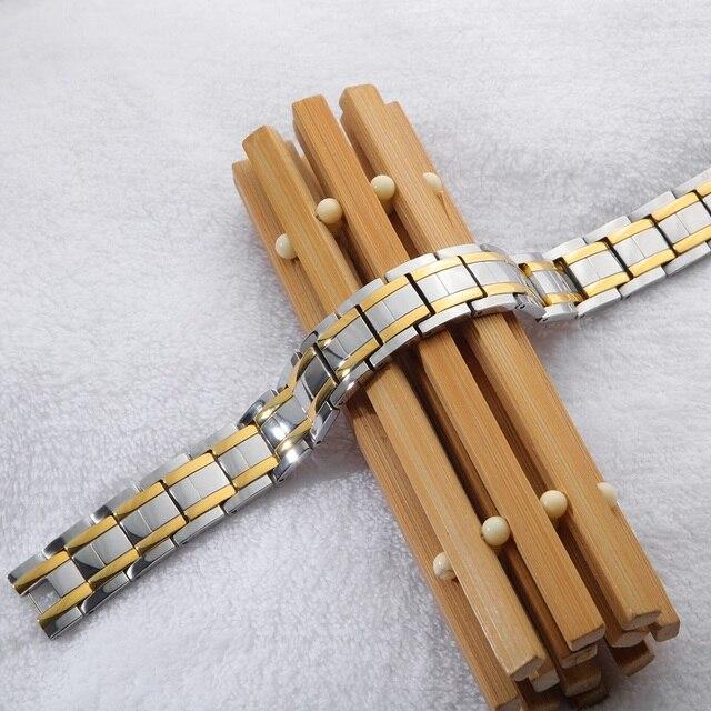Купить высококачественный мужской браслет из нержавеющей стали женское