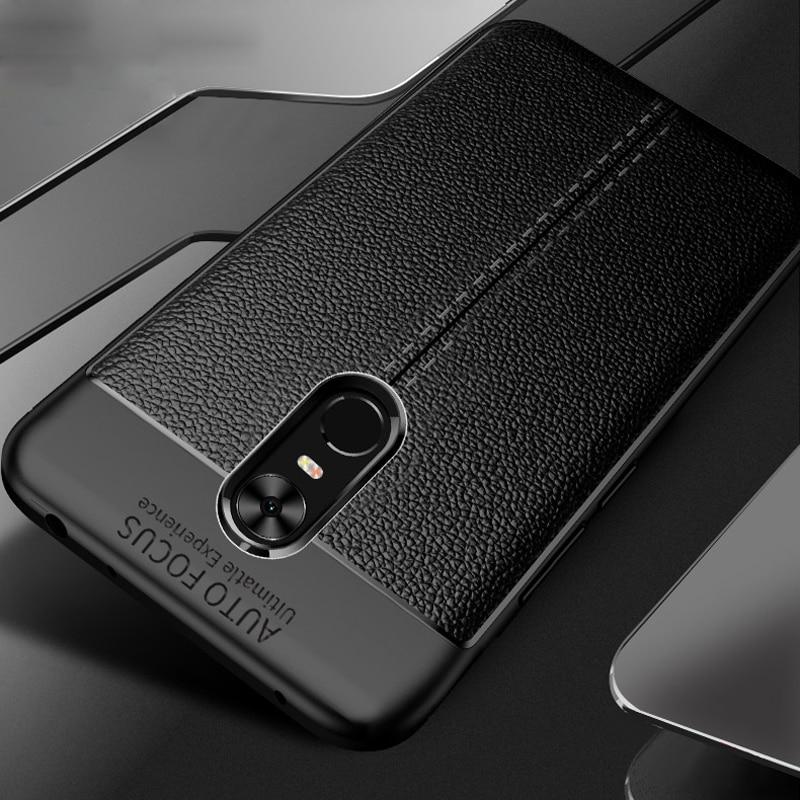 Mode couverture souple pour Xiao mi rouge mi Note 4 4X5 5A Prime 5 Plus S2 4A mi 5X6X6 A1 A2 6 7 Pro 6A Version globale étui protecteur