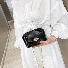 Сумки для женщин мода женский Одноцветный прозрачный желе застежка универсальная сумка на плечо квадратная сумка-мессенджер Лето#2