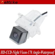EeMrke HD CCD Камера Заднего Вида Для Mercedes Benz C Class W204 2007 ~ 2014 Заднего Вида Камера Заднего Вида
