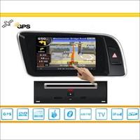 For 2009 2013 Audi Q5 Car GPS Navigation System Radio TV DVD AMP BT IPod USB