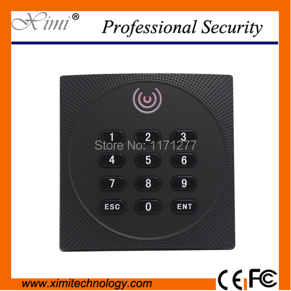 Good quality rfid card reader new arrival access control reader 125KHZ proximity reader 10cm sense Wiegand26 reader 10piece 100% new m3054m qfn chipset