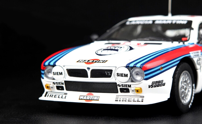 Kyosho1:18 Lancia 037 rally alloy high model car collection class car model