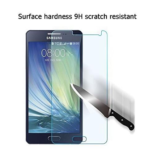 SM-A500FU SM-A500F SM-A500H Պաշտպանիչ ապակու - Բջջային հեռախոսի պարագաներ և պահեստամասեր - Լուսանկար 2