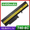 4400MAH batterie pour IBM ThinkPad R50 R50E R50P R51 R51e R52 T40 T40P T41 T41P T42 T42P T43 T43P 08K8194 92P1010 92P1011 92P1058