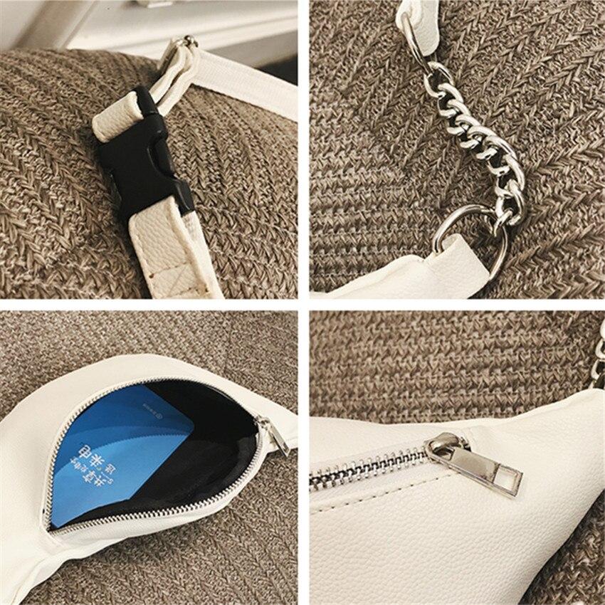 TOYOOSKY Kvinnor midja väskor mode varumärke designer kvinnlig - Bälten väskor - Foto 6