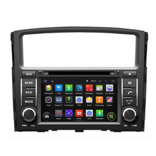 Octa/Quad Core Android 7.1/6.0/5.1 Fit MITSUBISHI PAJERO V97 V93 2006 to 2011 – 2015 Car DVD Player Navigation GPS 3G Radio