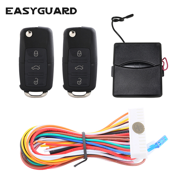 Car Remote Unlocker >> Easyguard Keyless Entry Kit For Car Remote Lock Unlock Negative