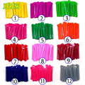 high quality 2Pack(80pcs)Dental Orthodontic Materials Transparent Color Ligature Ties Rubber Band Elastic Dentist Products