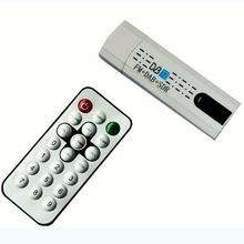 Digital satellite DVB-T2 T USB tv stick Tv receptor DVB-T2 TV Tuner with antenna Remote TV Receiver for DVB-T2/FM/DAB TVSS810