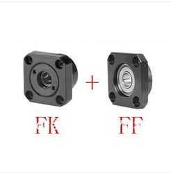 10 zestawów (stałe boczne FK30 + Floated boczne FF30) śruby kulowej wsparcie koniec łożyska w Łożyska od Sport i rozrywka na