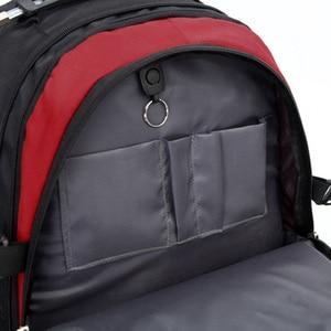 Image 3 - Backpack Fashion Leisure Shoulder Travel School Bags Laptop Computers Unisex Rucksacks Bagpack Hot Super Quality laptop travel