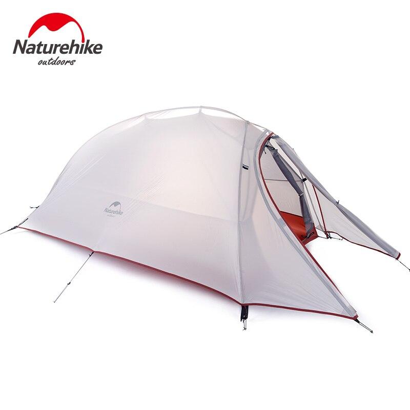 Naturehike Cloud Up Series 1 2 3 Человек Палатка Открытый Сверхлегкий туристическое снаряжение - 4