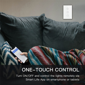Image 3 - WiFi Smart Dimmer Light Switch APP Remote Control Works with Amazon Alexa and Google Home IFTTT Smart Home System