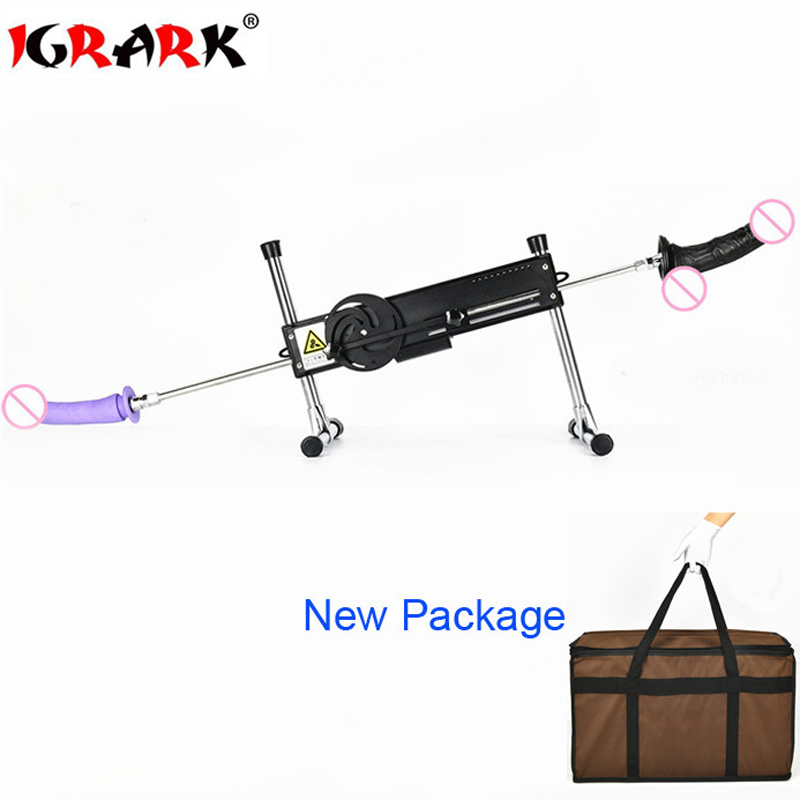 IGRARK Upgraded 2019 New Women and Men Sex Machine for Masturbation Super Quiet and Ultra Stable
