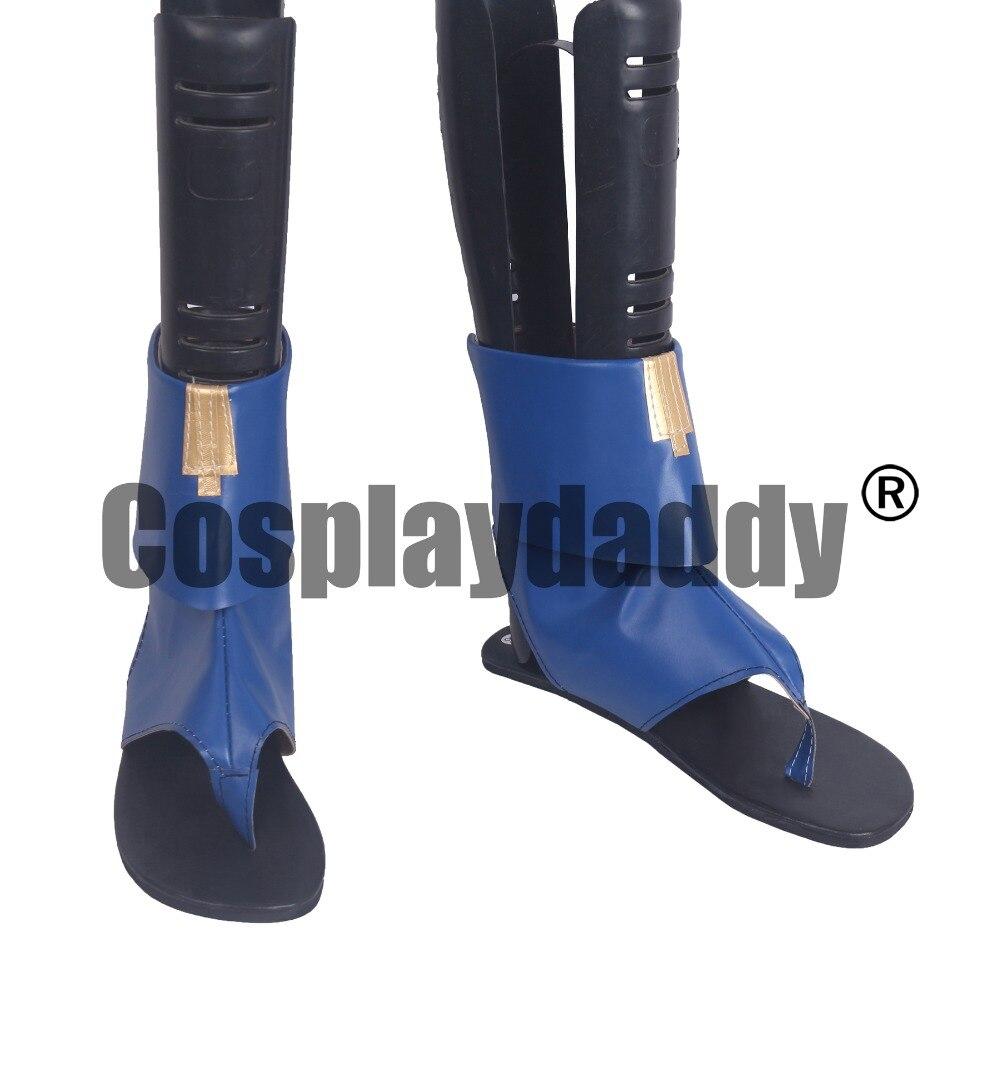 LOL Aspect du crépuscule zoé originale Cosplay chaussures S008