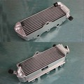 Aluminum alloy radiator For Suzuki RM 250 model year 1989 1990 1991 1992