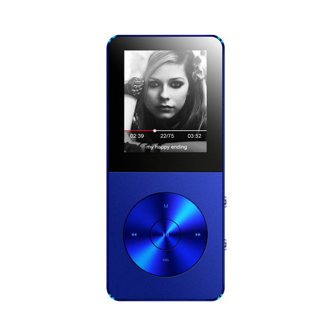 MP3 Player IQQ X1 Mini Portable Sport Radio Video Music Players with     MP3 Player IQQ X1 Mini Portable Sport Radio Video Music Players with  Speaker 8GB Support APE