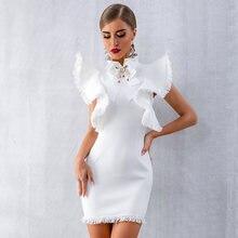 Seamyla вечернее платье в стиле знаменитостей женское 2021 Новое