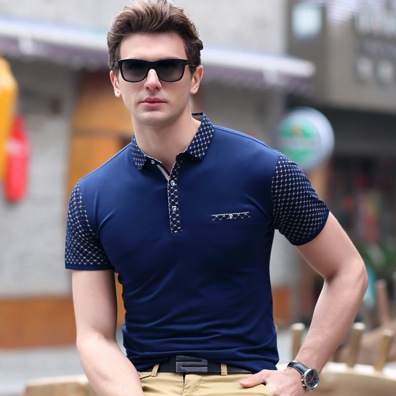 2017 Summer Fashion font b Men s b font font b Polo b font Shirts Casual