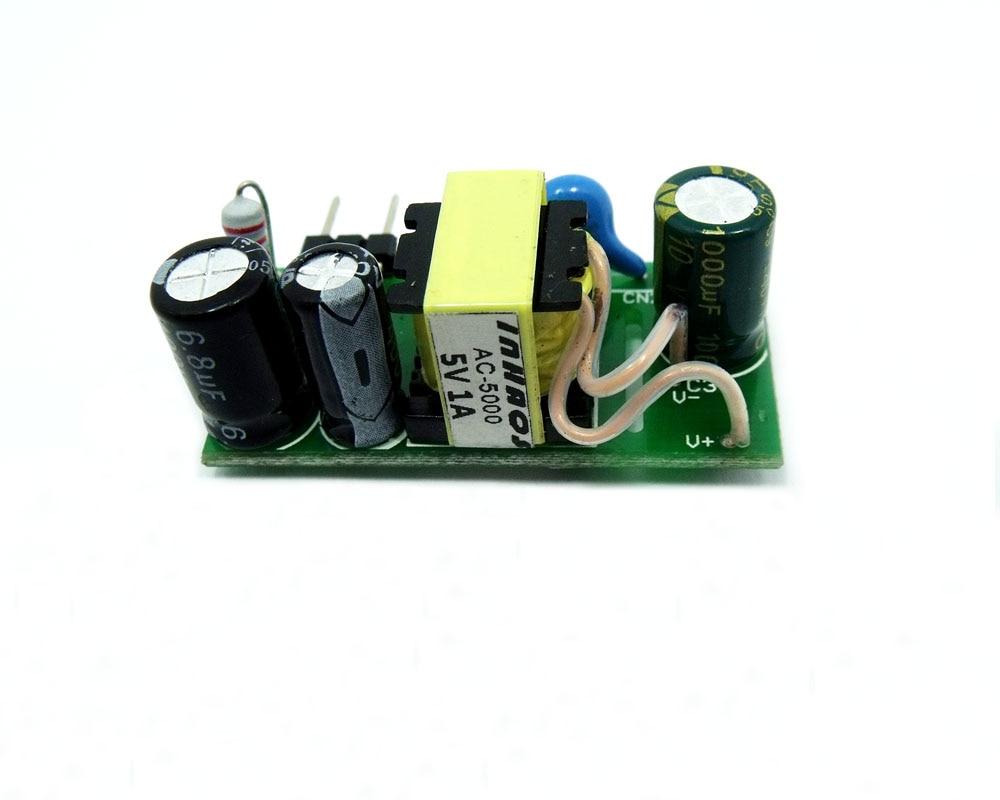 AC-5000-5V AC DC 85-265V DC Импульсный блок питания 5V 1A 5W для IoT 86 Корпус переключателя Сенсорный переключатель Встроенный ARM STM32