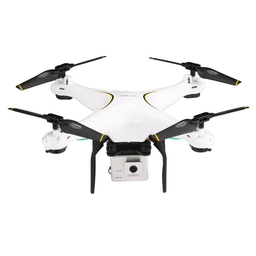 SG600 RC Drone 2.4G 6Axis FPV Selfie Quadcopter with 2MP HD Wifi Wide Angle Camera Altitude Hold Auto Return Headless 360 Flip