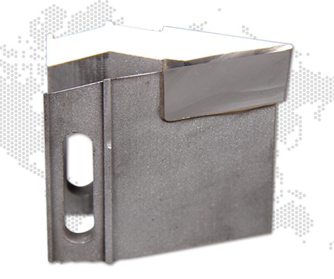 Free Shipping Blade For Fuwang Brand Cnc Wood Lathe Tool Knife 28mm