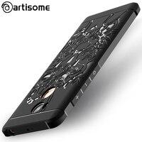 Full Protective Xiaomi Redmi 4 Pro Case Luxury Soft TPU Silicone Phone Cases For Xiaomi Redmi