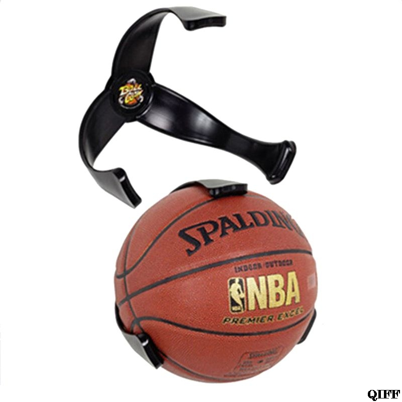 Drop Ship Ball Claw Ball Basketball Holder Plastic Stand Support Basketball Football Soccer Rugby Standing Supplies May31