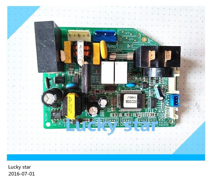 95% new used for Air conditioning computer board circuit board DB93-02482A DB41-00175A DB93-02483A good working air conditioning parts computer board 30294206 dashboard z421503 used disassemble