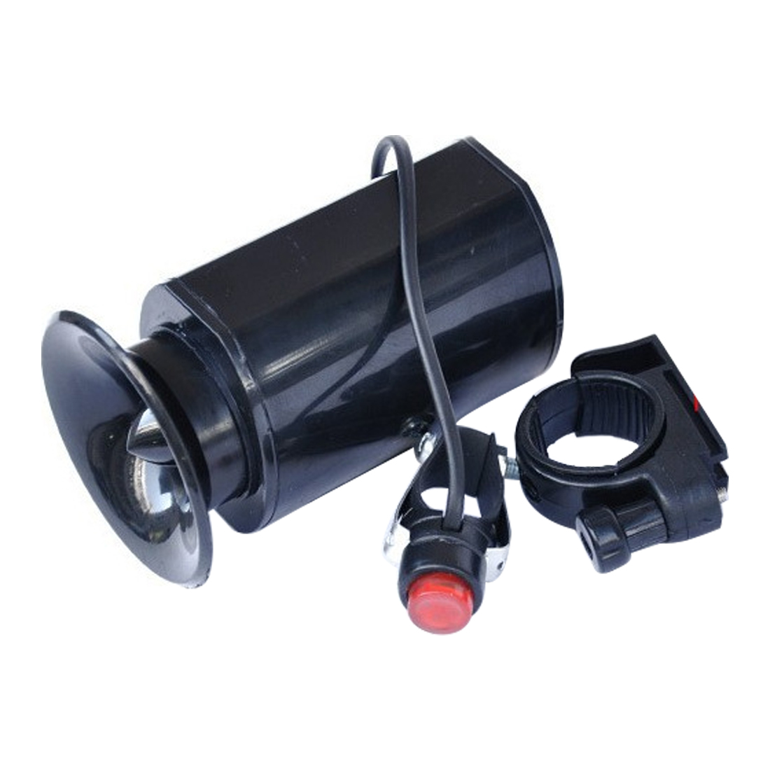 New Arrival 6 Sounds Super Loud Electronic Bicycle Bell Bike Horn Siren Ring Alarm Speaker