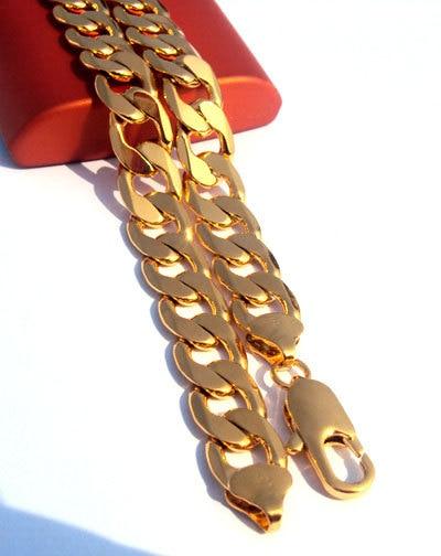 Κλασικό ανδρικό της ΙΤΑΛΙΑΣ Curb - Κοσμήματα μόδας - Φωτογραφία 1