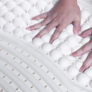 Image 5 - NOYOKE Bett Matratze Schlafzimmer Möbel Latex Schlaf Matratze Topper 5cm Dicke Tatami Matte