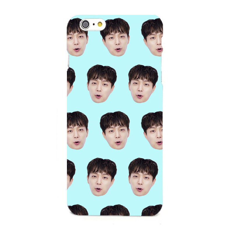 <font><b>BTS</b></font> Bulletproof Youth League Exo Show SEVENTEEN Mobile Phone Case image
