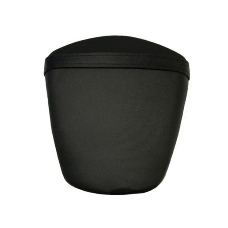 Motorcycle Seat For 2011-2012 Suzuki GSX-R600 GSX-R750 Black Rear Pillon Passenger Seat