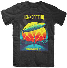 Gildan LED ZEPPELIN Celebration Day men t shirt